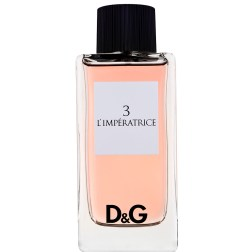 DOLCE AND GABANNA LÍMPERATRICE