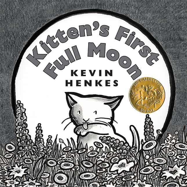 Kittens First Full Moon Worksheet
