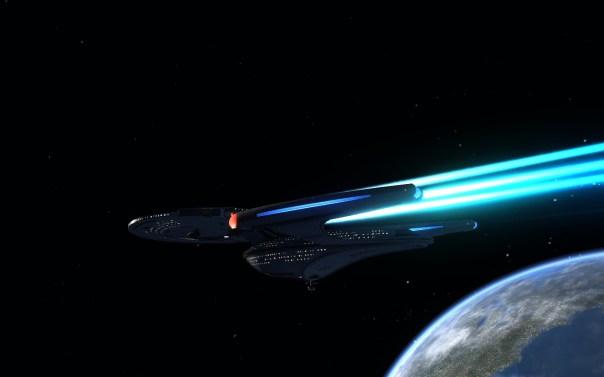 guardian Class- full throttling