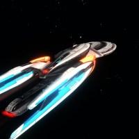 STAR TREK ONLINE | Tier six- Command Battlecruiser... The Concorde class...?