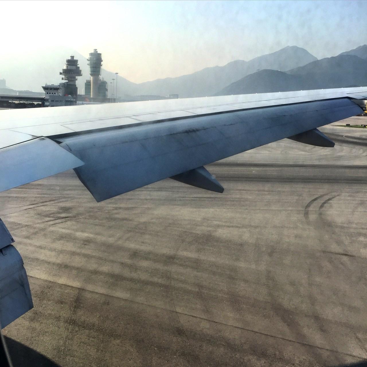 香港 #AlreadyTomorowInHongKong – Adventuring without a blue box-TARDIS- arriving- landing Photographer@KevinJamesNg
