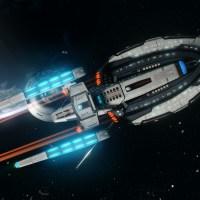 #StarTrekOnline  | The Tier six – Multi Mission Surveillance Explorer- Brigid Class…
