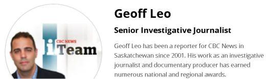 Geoff Leo