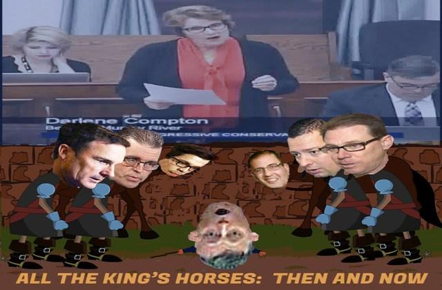 Compton - All the Kings Horses