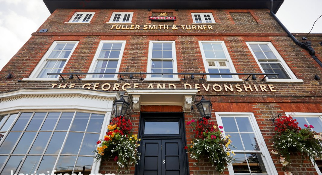 George and Devonshire Chiswick.