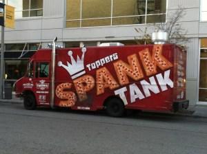 The Spank Tank / kevinkatzenberg.com