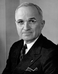 Pic of Harry Truman