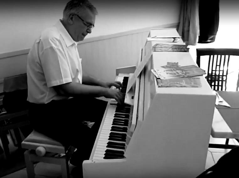 Zingaro Kevin Lovelady Piano Vibes Composition
