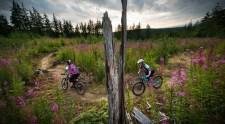 Riders on Keystone Trail Photo: Eric Ashley