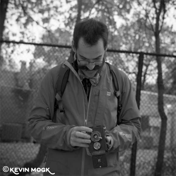 Kevin Mogk At Assiniboine Park Winnipeg Manitoba