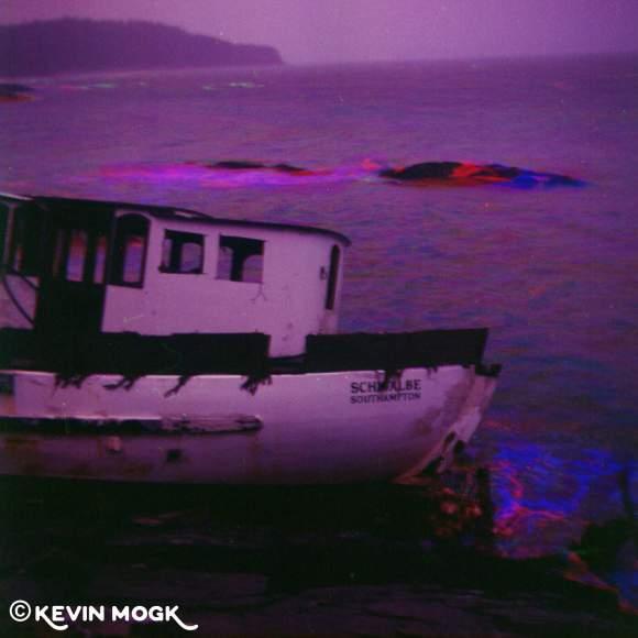 Shipwreck on the Southshore of Nova Scotia Image 01