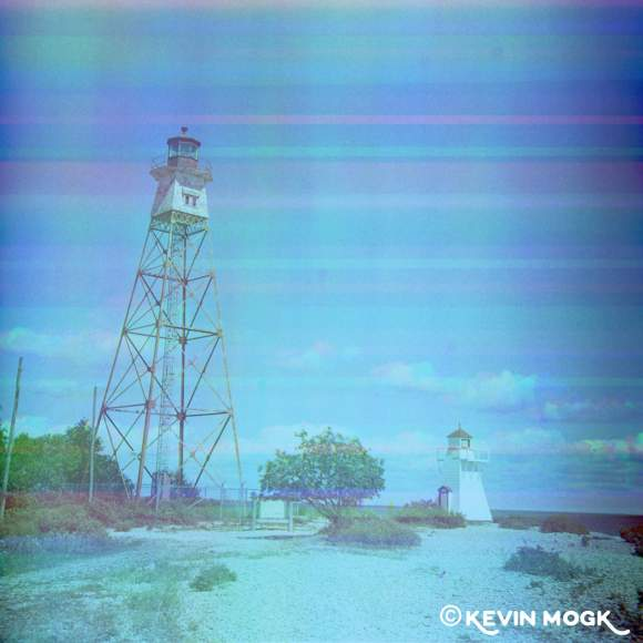 Hecla Island Lighthouse Point Manitoba Image 03