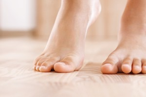 Foot posture causes malocclusion!