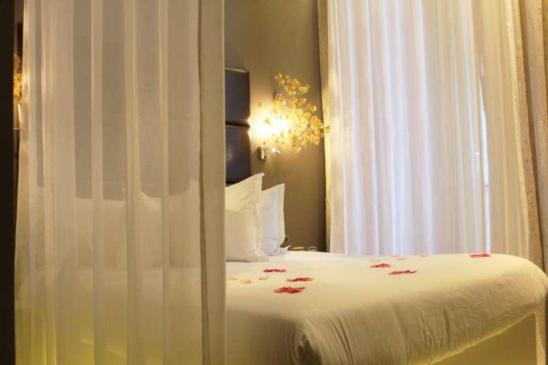 chambre romantique à paris