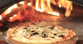 Pizzeria feu de de bois Paris