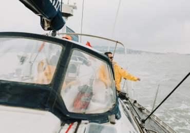 Sortie en voilier