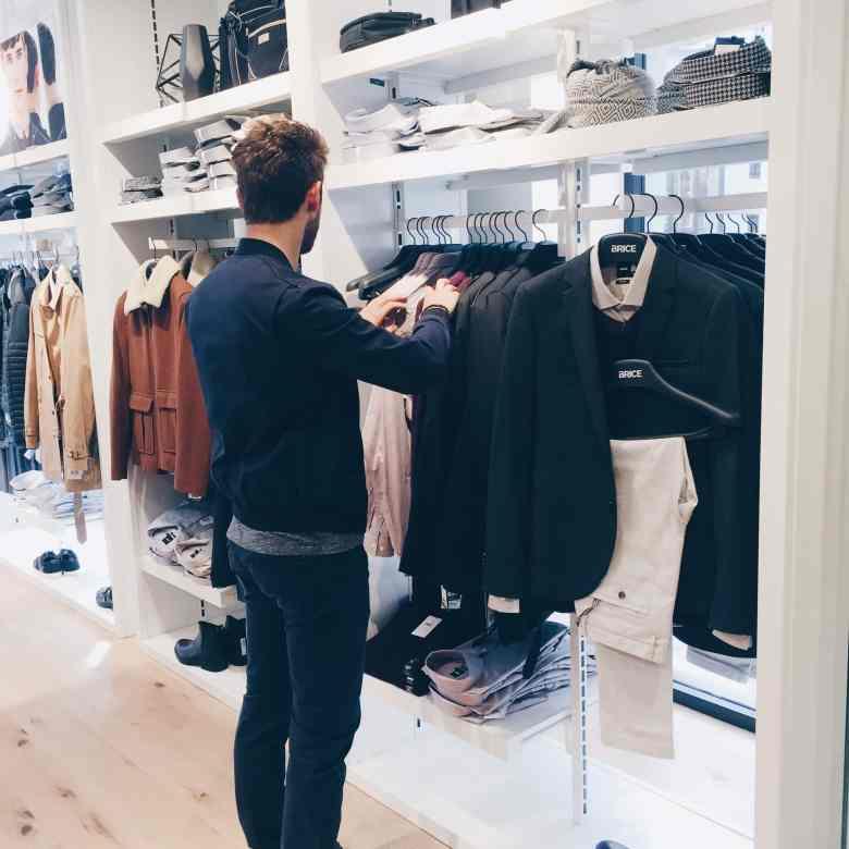 Nouvelle boutique Brice à Lille