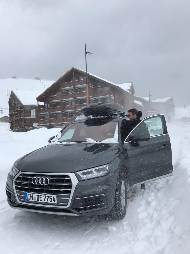 Audi Q5 quattro 2017 S3
