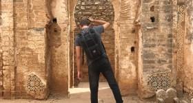 ruines du chellah rabat