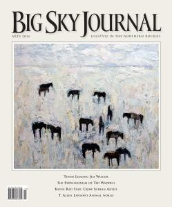Big Sky Journal Arts 2014