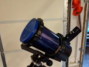 Beginner Astrophotography Meade ETX-125 Telescope