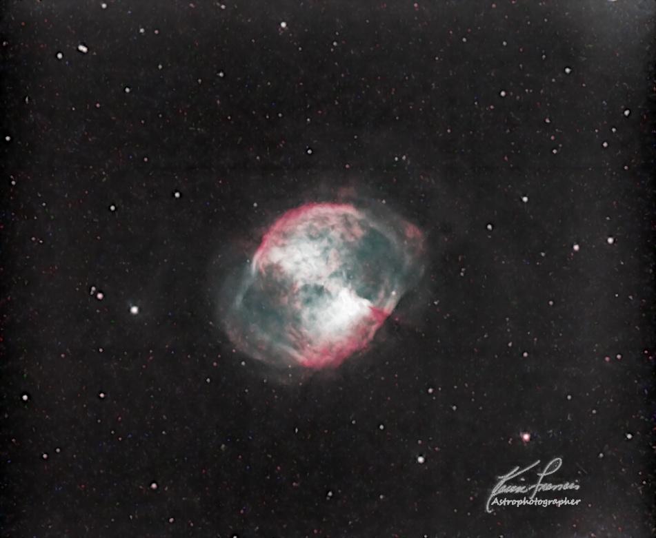 Planetary Nebula M27