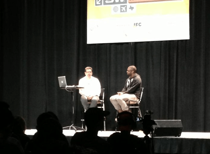 SXSW: What's so funny about Innovation with Baratunde Thurston