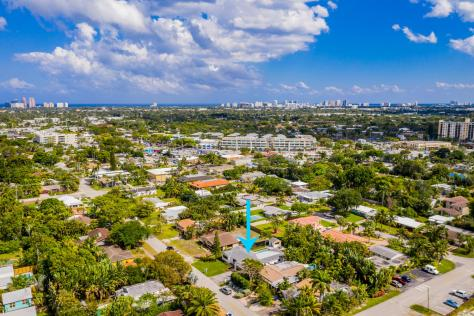 View 316 NE 24th Wilton Manors - Homes Location in Wilton Manors