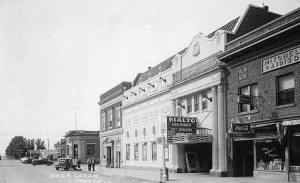 Rialto Theater, Deer Lodge, Montana