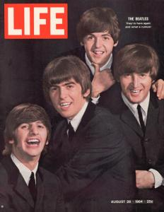"""I was a boy who grew up with the Beatles. """"Please Please Me"""" was my first 45 rpm."""