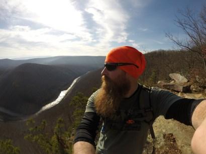 Lehigh River Selfies - Lehigh Gorge State Park, PA