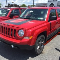 Redline 2 Jeep Patriot Sport SE