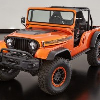 Jeep CJ66 revealed at SEMA