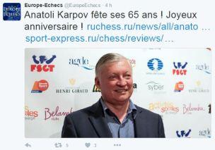 The man himself turns 65. Congrats!
