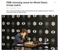 Are we still to believe that NYC will be the venue of the Karjakin vs Carlsen match? http://tass.ru/en/sport/877600