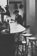 You enter the bar and see this girl all by herself, lonely, sad and drinking. What do you do? http://www.sttorybox.com/sttorypics/158-estas-sola Ngaio den Hertog
