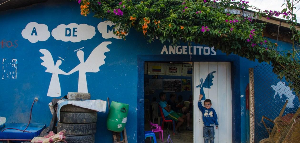 Angeles de Medellin Foundation
