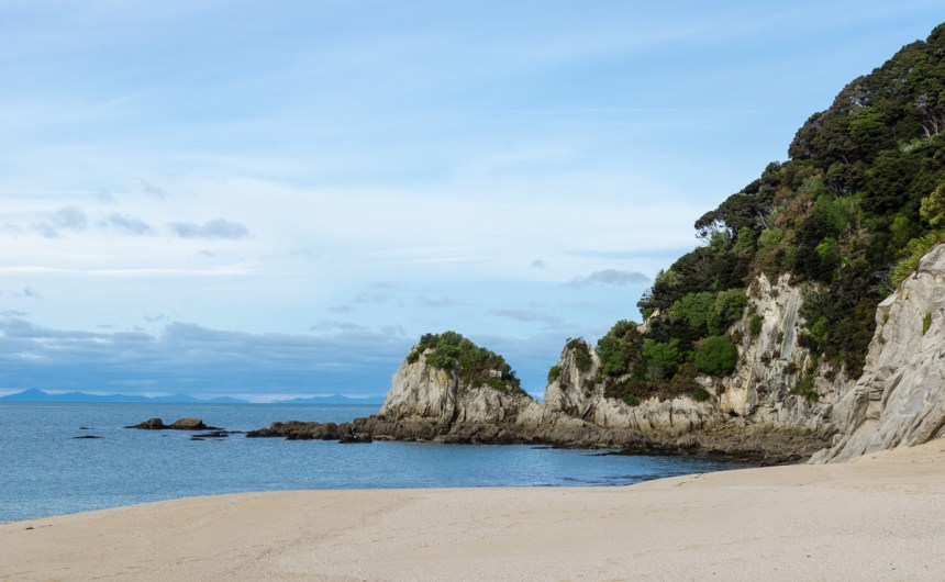 Mutton Cove, Abel Tasman Coast Track