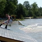 Georgia Wakeboard Lessons, Turncable In Germany