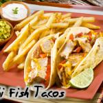 Hurricane Grill's Mahi Fish Tacos