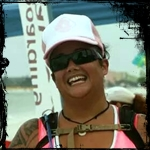 Jessica Melger (Stand Up Paddleboarder) Carries A Big Stick And Is Not Afraid To Use It – FRI OCT 17