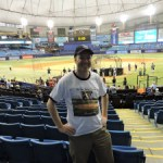 Tropicana Field in Tampa is #1