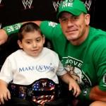 John Cena's 500th Make-A-Wish