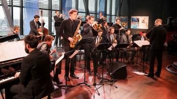 The Dutch Concert Big Band at Vrije Geluiden. Copyright Cindy Heijnen