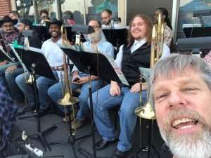 With low brass in Bellflower Sympony