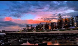 Queensland through Timelapse