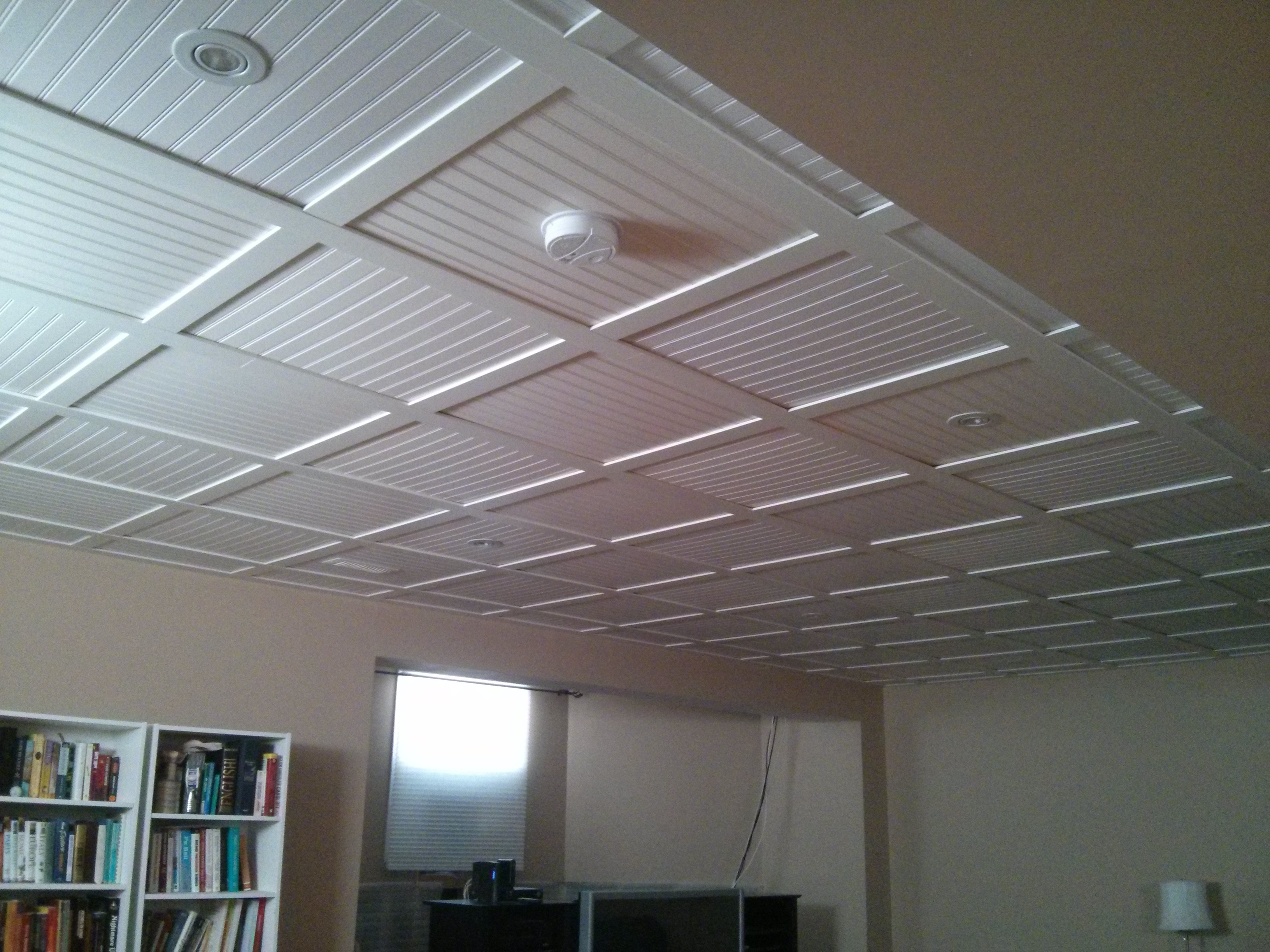 10 Stylish Covered Ceiling Ideas To Make It Smooth
