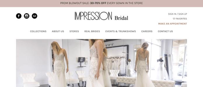 Impression Bridal Playbook
