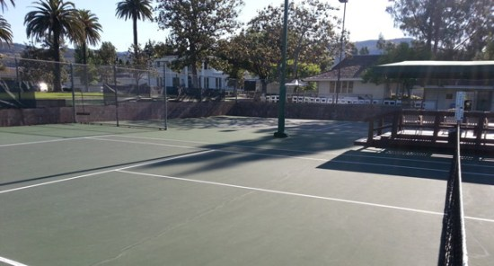 Silverado Resort and Spa Tennis Courts
