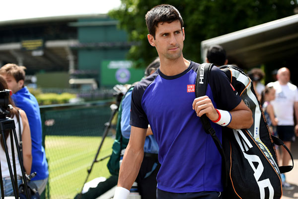 Novak Djokovic (Billie Weiss/AELTC)